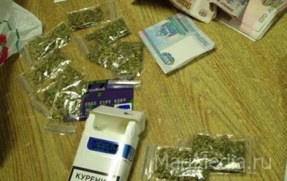 В Марий Эл накрыли группу наркоторговцев, торговавших спайсом