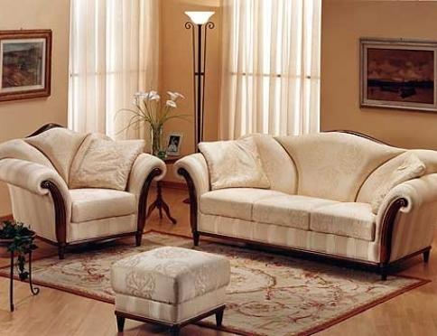 Особенности выполнения перетяжки мебели