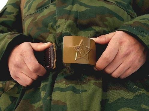 В России начался военный призыв
