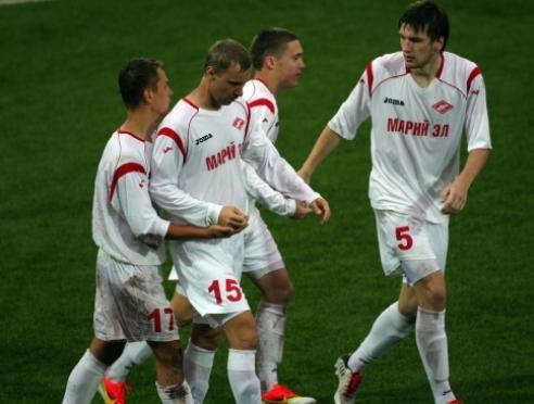 Футболисты «Спартака» обыграли в товарищеском матче «Рубин-2»