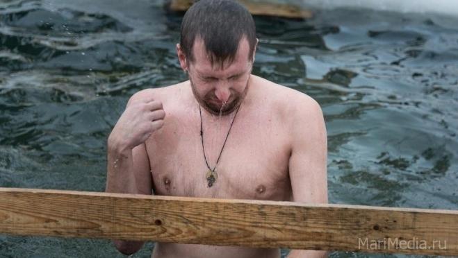 Спасатели Марий Эл начали подготовку к Крещенским купаниям