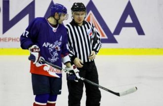 Главная хоккейная команда Марий Эл впервые в этом сезоне победила в овертайме