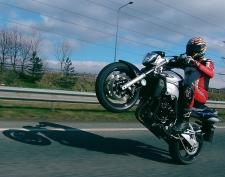 Несовершеннолетний мотоциклист устроил гонки с сотрудниками ДПС