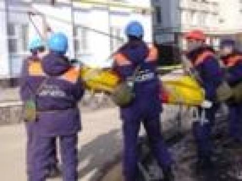 В столице Марий Эл эвакуация студентов из «горящего» общежития прошла успешно
