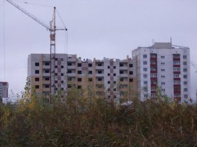 4200 новых квартир отстроили в Марий Эл в 2012 году