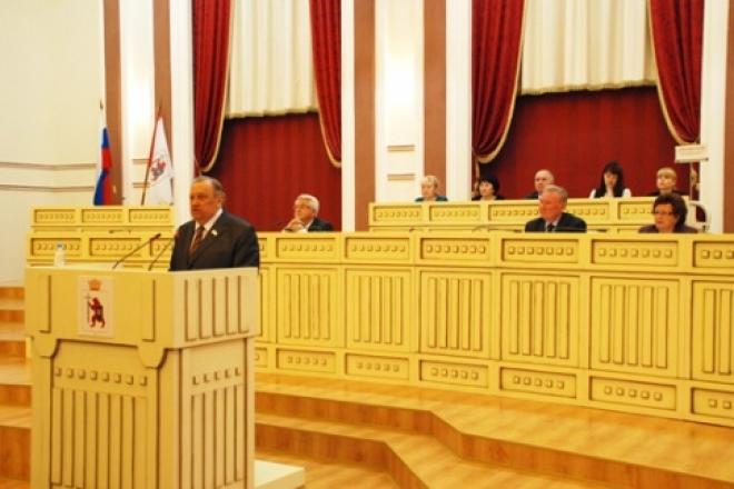 Депутаты Госсобрания Марий Эл определились со своим представителем в Совете Федерации