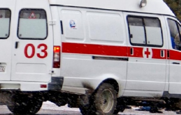 В Новоторъяльском районе сбили девочку-подростка