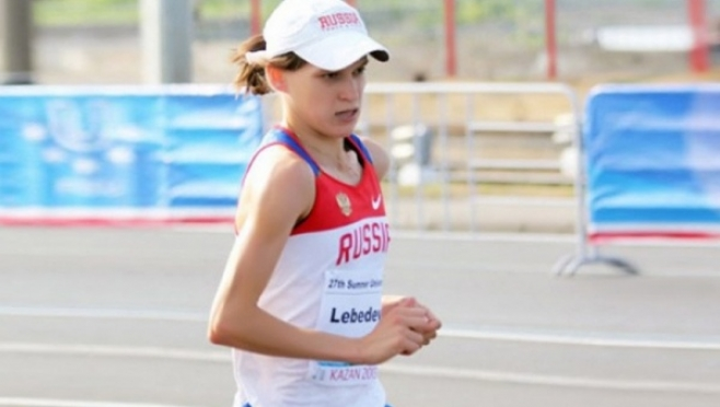 Людмила Лебедева финишировала первой на Казанском полумарафоне