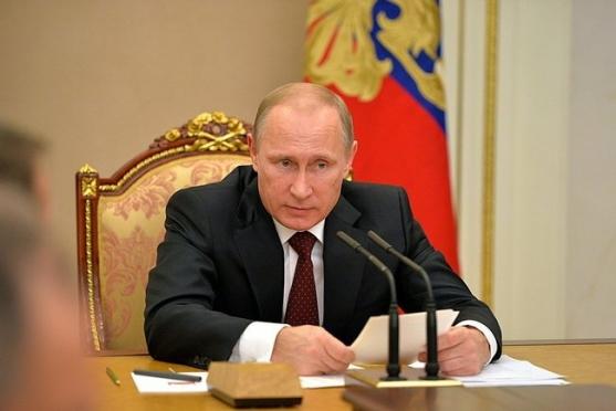 Михаил Бабич принял участие в работе Совбеза РФ