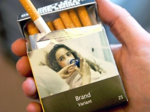 Сигаретные пачки хотят унифицировать
