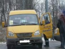 В столице Марий Эл маршрутные такси выступают в роли внедорожников