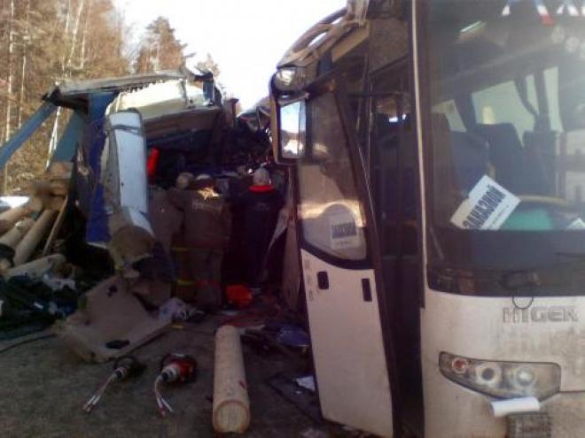 Виновник нижегородской аварии – водитель автобуса (Марий Эл)