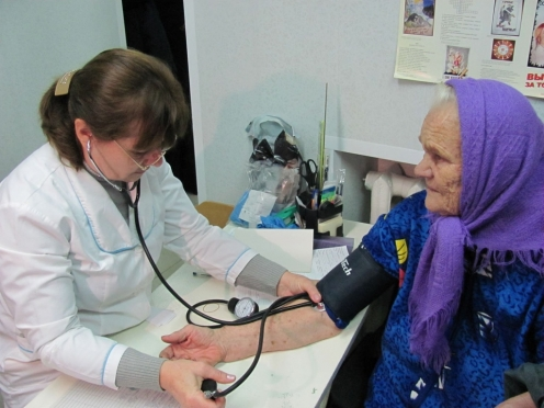 Сельским врачам подняли возрастную планку по программе «Земский доктор»