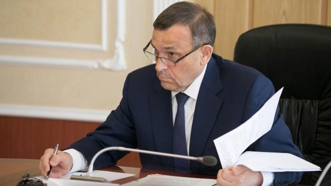 Александр Евстифеев с рабочим визитом находится в Саратове