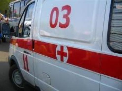 Пассажирский автобус столкнулся с КАМАЗом (Марий Эл)