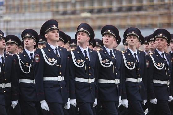 Стипендия курсантов в вузах МВД колеблется от 13 до 25 тысяч рублей
