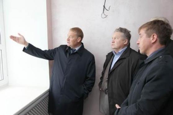 Строительство ЗАГСа на набережной входит в завершающую стадию