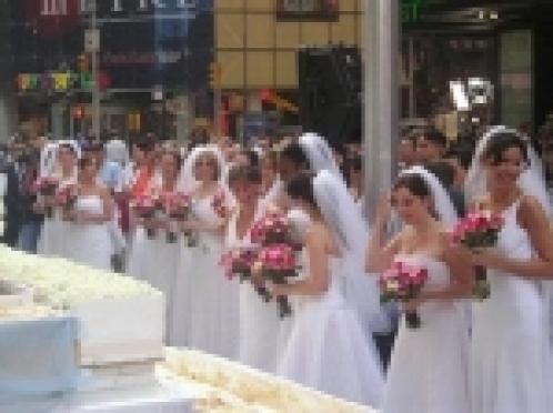 Столицу Марий Эл вскоре можно будет назвать «городом невест»