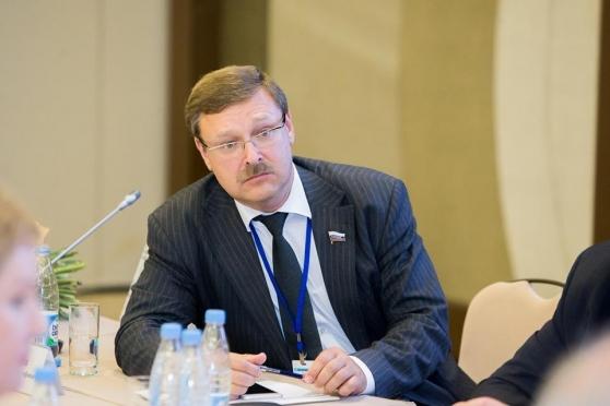 Константин Косачёв наделен полномочиями члена Совета Федерации Федерального собрания Российской Федерации
