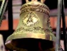 В храм поселка Юрино Республики Марий Эл доставлен новый колокол
