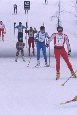 Лыжня  Марий Эл