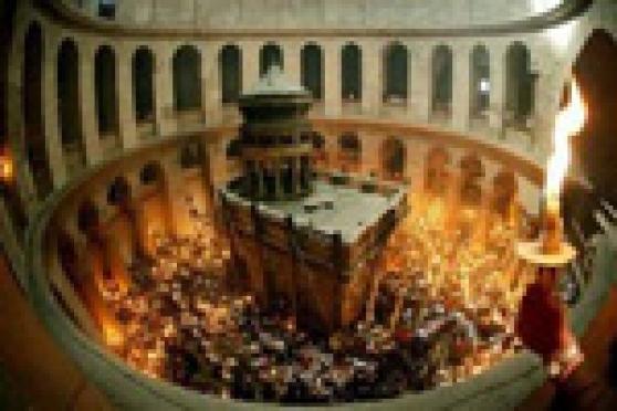 В Марий Эл впервые привезут Благодатный Огонь из Иерусалима
