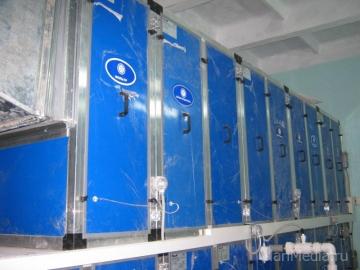 Установка приточно-вытяжная ANR-6