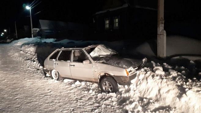 В селе Шоруньжа сбили двух мужчин, один – умер в реанимации