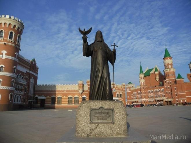 Православные верующие Марий Эл вспоминают Алексия II