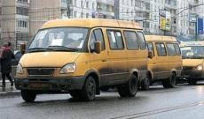 Администрация Йошкар-Олы проверяет маршрутки