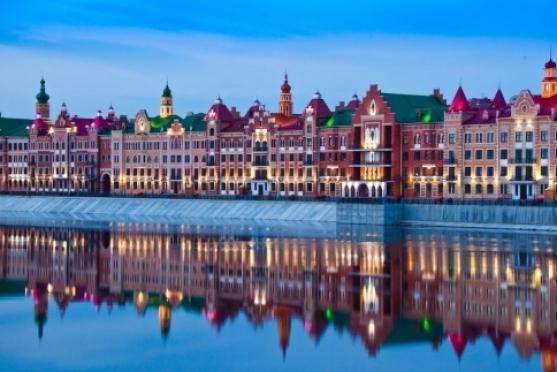 Йошкар-Ола занимает седьмое место в рейтинге городов России