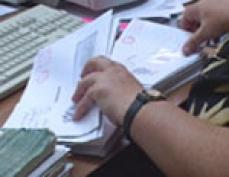 Почтальоны Марий Эл разошлют около 90 тысяч писем о состоянии общих лицевых счетов