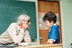 Оскорбление учителя может закончиться уголовным преследованием