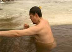 В Йошкар-Оле впервые крещенскому освящению воды в М.Кокшаге будет предшествовать массовое светское купание в полночь 19 января