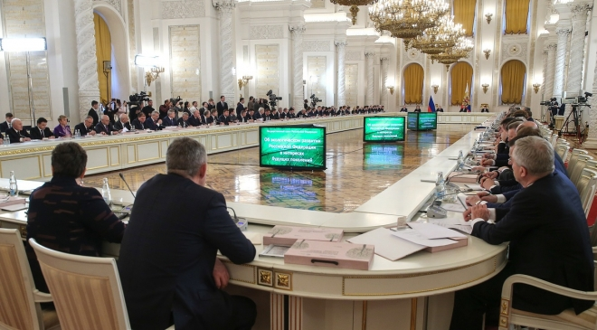 Александр Евстифеев находится в Москве с рабочим визитом