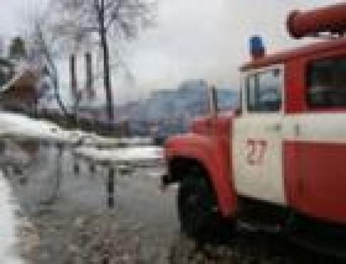 «Черный список» пожароопасных объектов в Марий Эл возглавил Оршанский музей крестьянского труда и быта