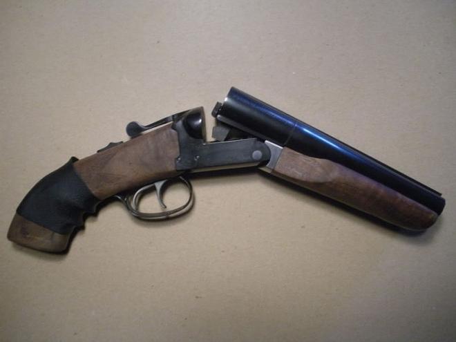 Полицейский арсенал пополнился оружием 16-го калибра