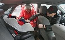 Ответственность за перевозку детей без спецсредств планируют ужесточить