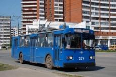 В Йошкар-Оле троллейбусы № 2 и № 10 ходят по новому маршруту