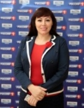 Поздравление директора  ГТРК «Мордовия» Натальи Грановской