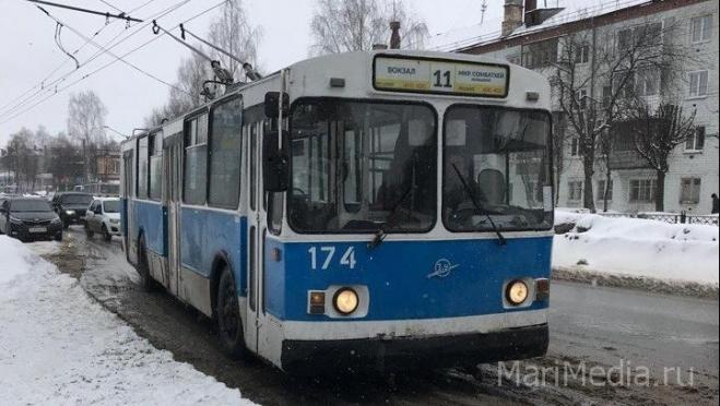 Мэрия планирует внедрить в троллейбусах автоматизированную систему оплаты проезда
