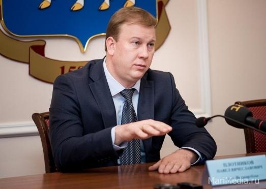 Мэр Йошкар-Олы в апрельском рейтинге градоначальников занял 25 место