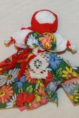 Кукла из бабушкиного сундука постер