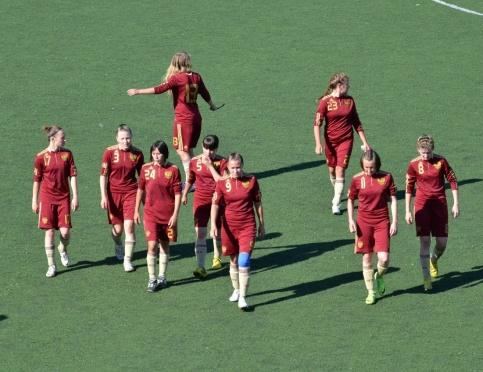 «Мариэлочка» завершает футбольный сезон обидным поражением