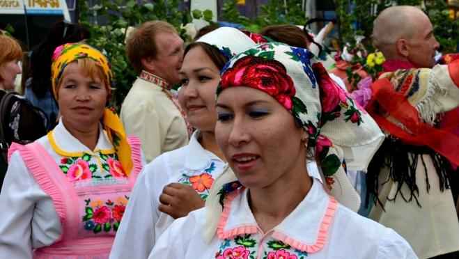 Сегодня марийцы Татарстана отмечают праздник «Семык»