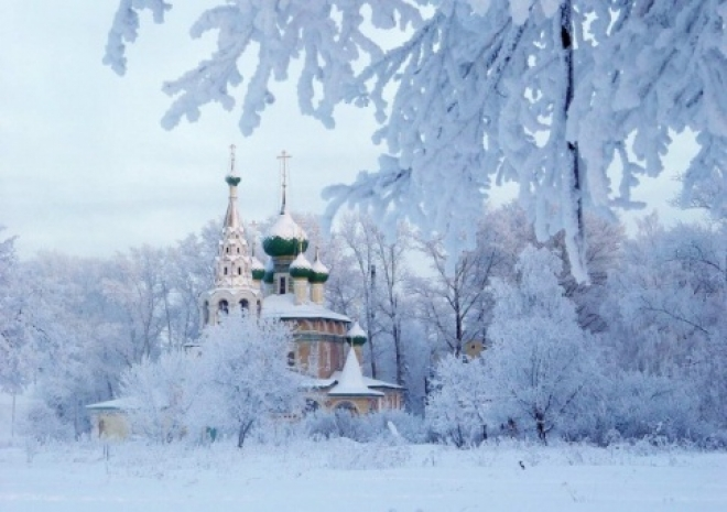 Морозы в Марий Эл придут на Крещение