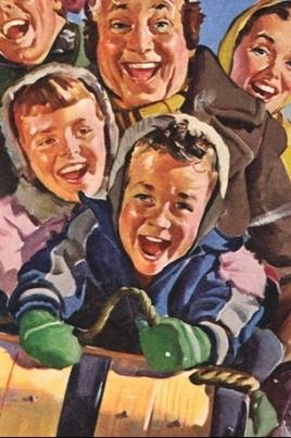 Сельскохозяйственная ярмарка «Предновогодняя» постер