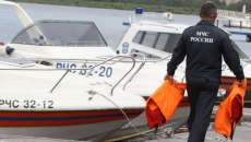 В Горномарийском районе спасатели подняли тело рыбака