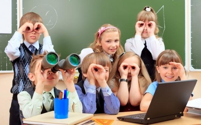 Пятиклассников готовят к выпускным экзаменам