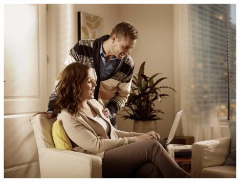 Личным кабинетом пользуется каждый 3-й клиент «Дом.ru»